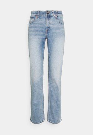 SOLVER - Jeans straight leg - vintage blue