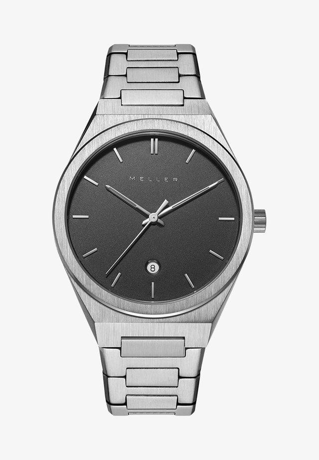 NAIROBI - Watch - black silver