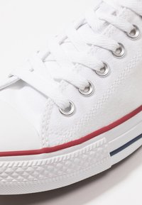 Converse - CHUCK TAYLOR ALL STAR OX - Trainers - optical white - 5