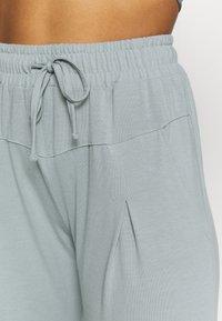 Even&Odd active - Tracksuit bottoms - blue grey - 4