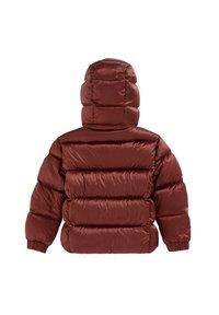 Töastie - LUNAR PUFFERJACKET - Down jacket - copper - 1