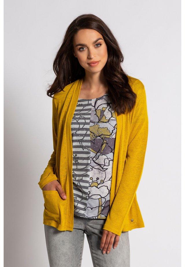 Vest - amber-gelb