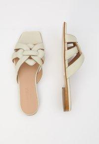 KUNOKA - SYLVIE - Slippers - white - 2