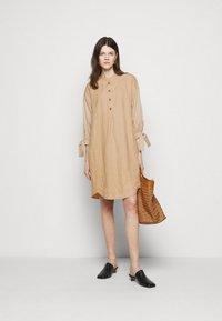 RIANI - Shirt dress - beige - 1