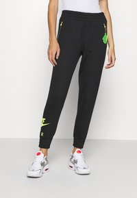 Nike Sportswear - AIR PANT   - Tracksuit bottoms - black - 0