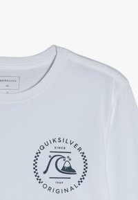 Quiksilver - GOLDEN EMBER - Long sleeved top - white - 4