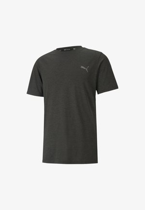 FAVOURITE HEATHER - Sports shirt - dark gray heather