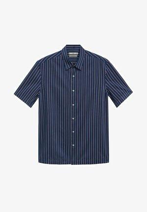 FERRI - Camisa - marineblau