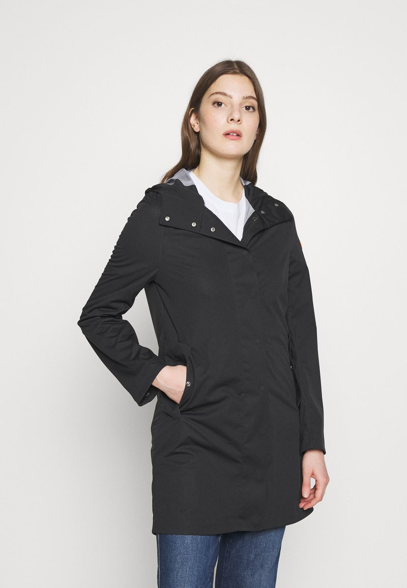 Save the duck - BARKX - Waterproof jacket - black
