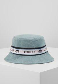 Fiorucci - TAPE BUCKET HAT - Chapeau - light blue denim - 3