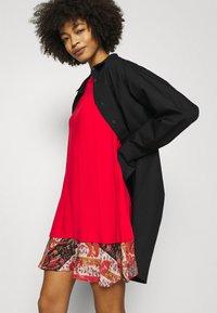 Desigual - Robe en jersey - red - 3