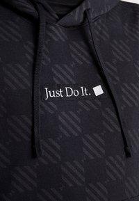 Nike Sportswear - HOODIE TRIPLE  - Sweat à capuche - black - 6