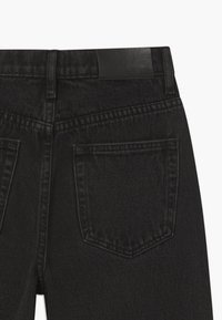 Grunt - WIDE LEG - Jeans Relaxed Fit - dusk black - 3