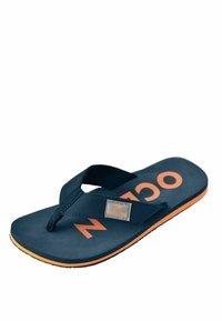 MADSea - T-bar sandals - dunkelblau - 1