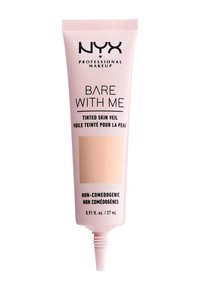 Nyx Professional Makeup - BARE WITH ME SKIN VEIL - Foundation - 1 pale light - 1