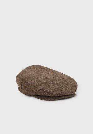 BAGGY SNAP UNISEX - Beanie - brown/khaki