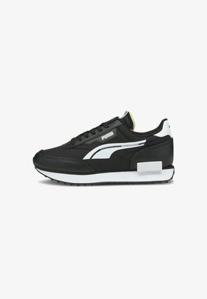 Sneakers laag - puma black-puma white