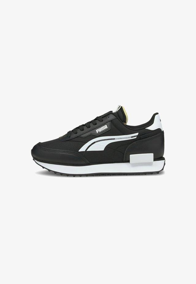 Sneakers basse - puma black-puma white