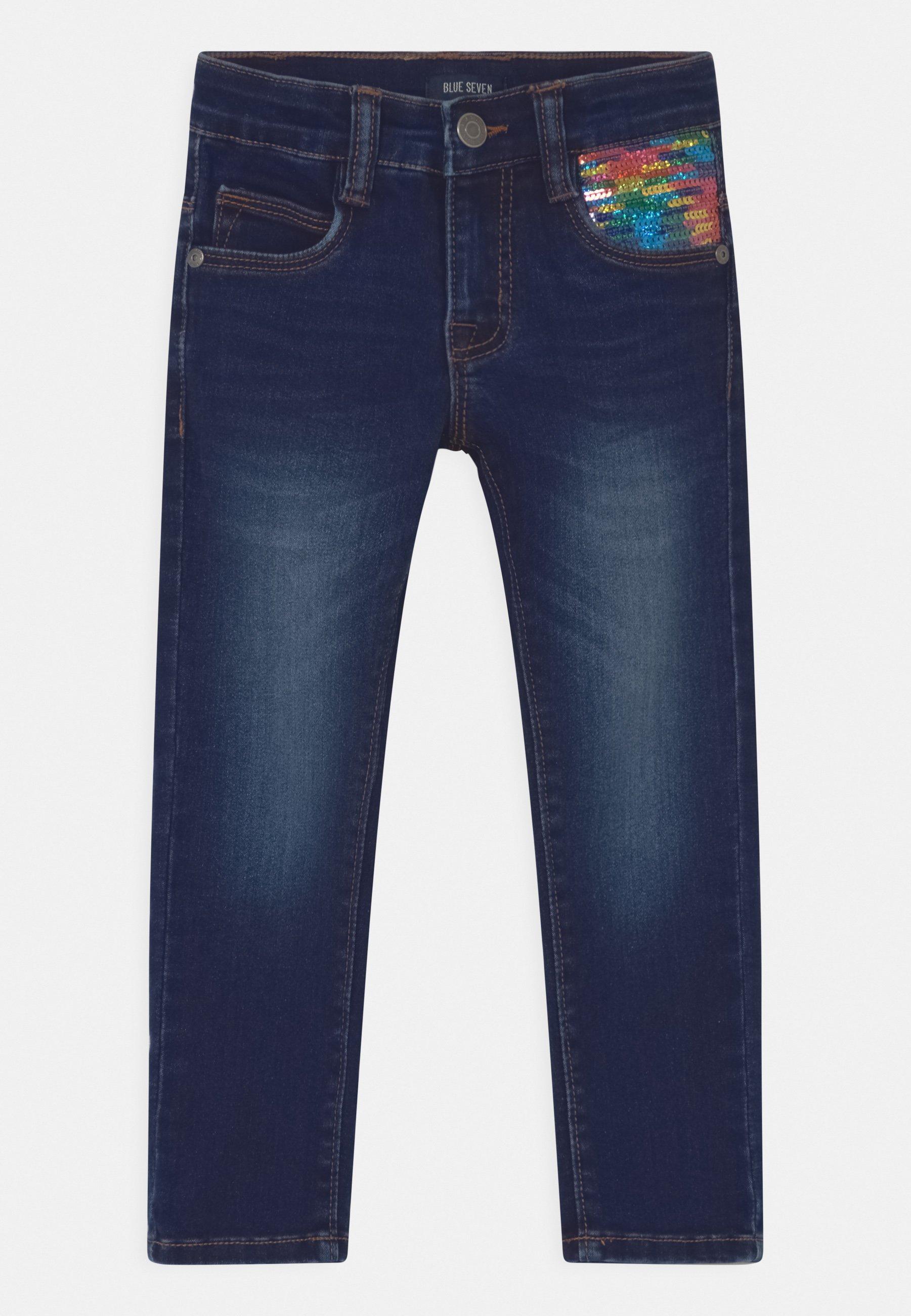Kids KIDS GIRLS - Jeans Skinny Fit - blau denim