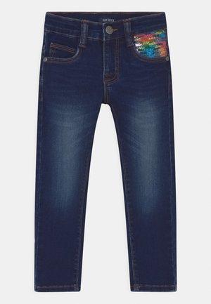KIDS GIRLS - Jeans Skinny Fit - blau denim