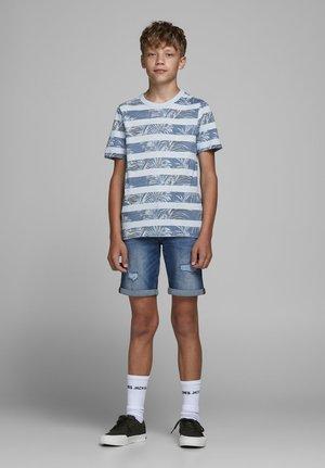 T-shirt imprimé - soul blue
