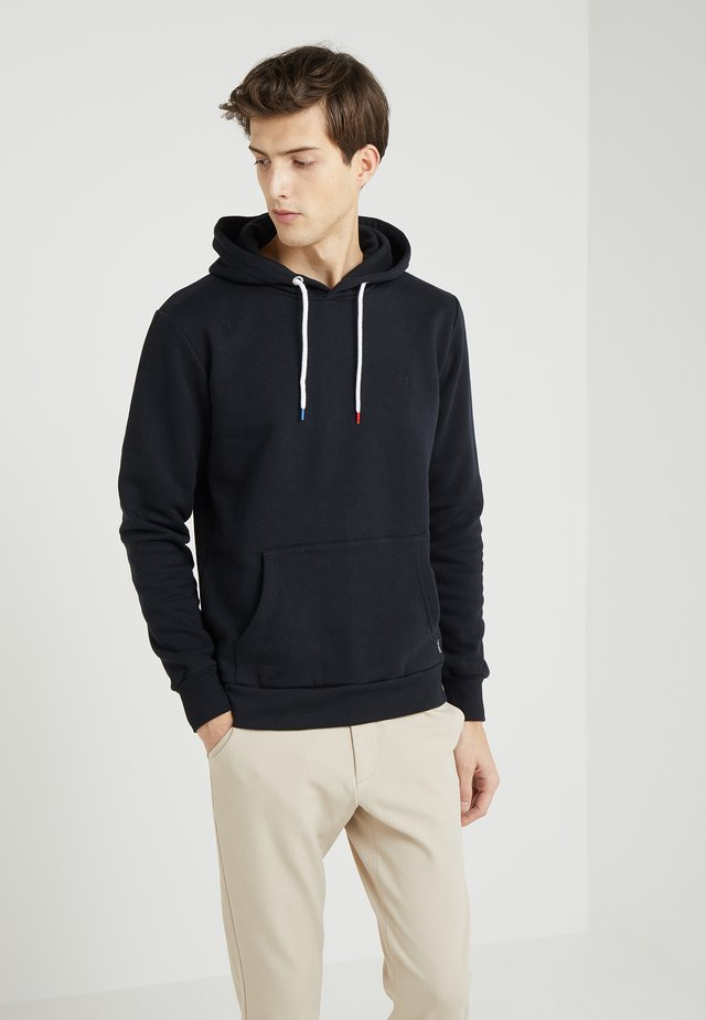 FRENCH HOODIE - Sweat à capuche - black