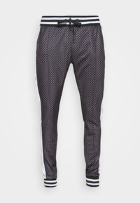 Night Addict - Tracksuit bottoms - grey/black - 3