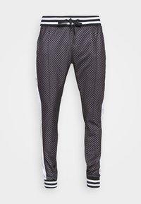 Teplákové kalhoty - grey/black