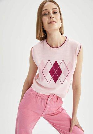 REGULAR FIT  - Trui - pink