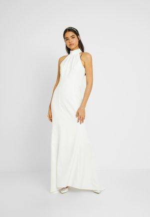 YASMEGHAN MAXI DRESS CELEB - Maxiklänning - star white