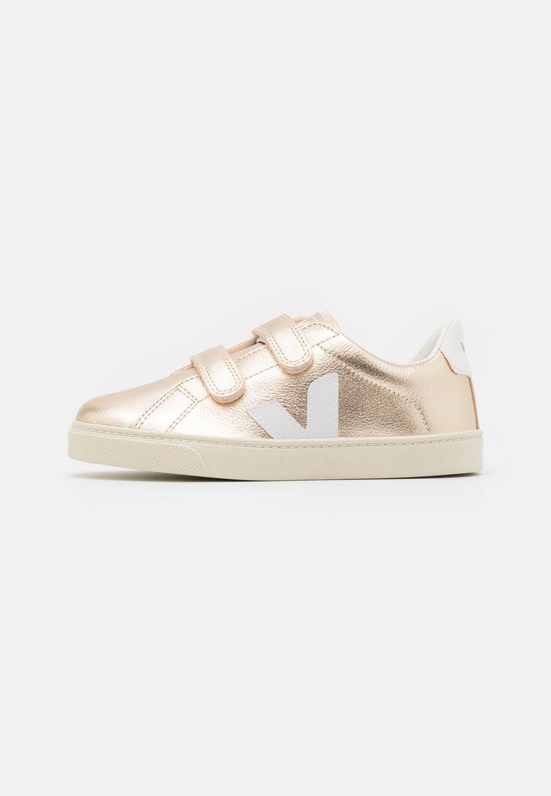 Veja - SMALL ESPLAR  - Sneakers laag - platine/white