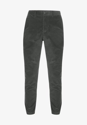 Pantalon classique - gray pinstripe