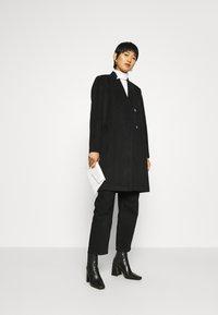 Selected Femme - SLFMELLA COAT - Classic coat - black - 1