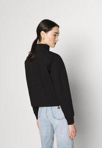 Dickies - OAKPORT QUARTER ZIP - Sweatshirt - black - 2