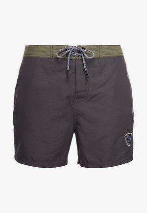 Shorts da mare - washed black
