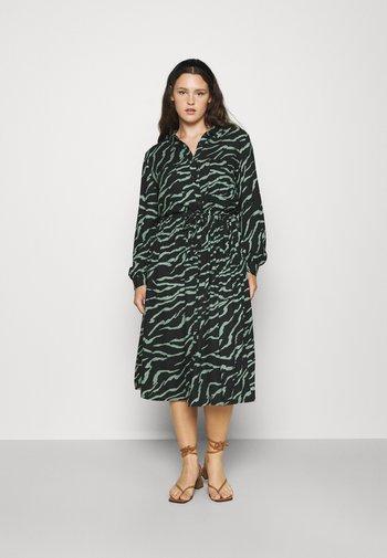 ZALA DRESS - Korte jurk - black
