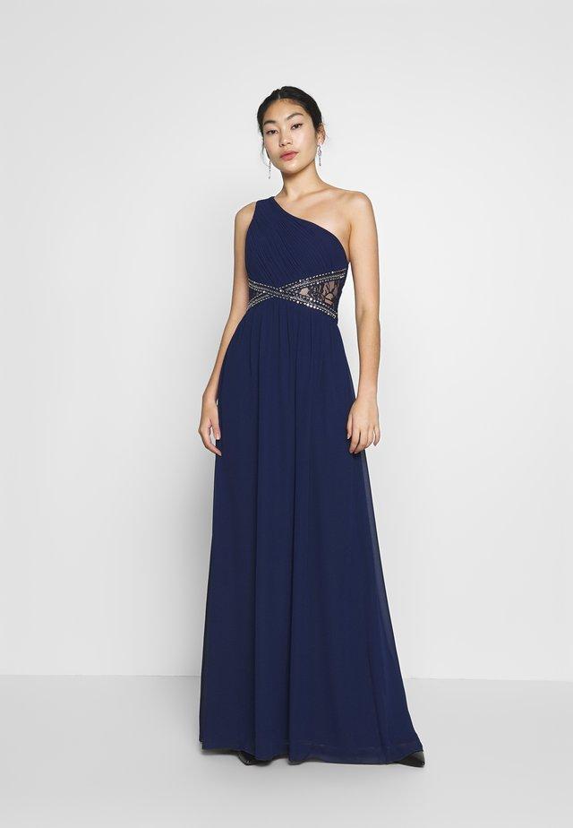 Suknia balowa - navy