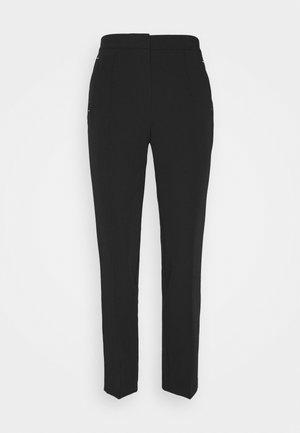 UPSPEC ANKLE GRAZER WITH ELASTIC BACK - Kalhoty - black