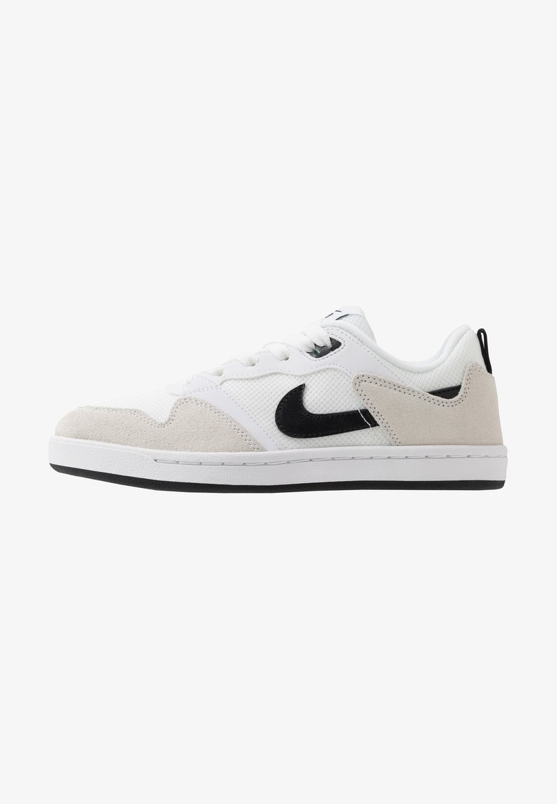 Nike SB - ALLEYOOP UNISEX - Trainers - white/black