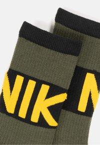 Nike SB - 3 pack - Socks - black / white / black - 3