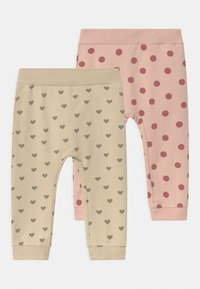 Name it - NBFTINNE 2 PACK - Trousers - peach whip - 0