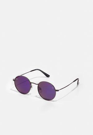 TURSIOPS UNISEX - Sunglasses - black/blue