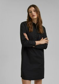 edc by Esprit - Shirt dress - black - 0