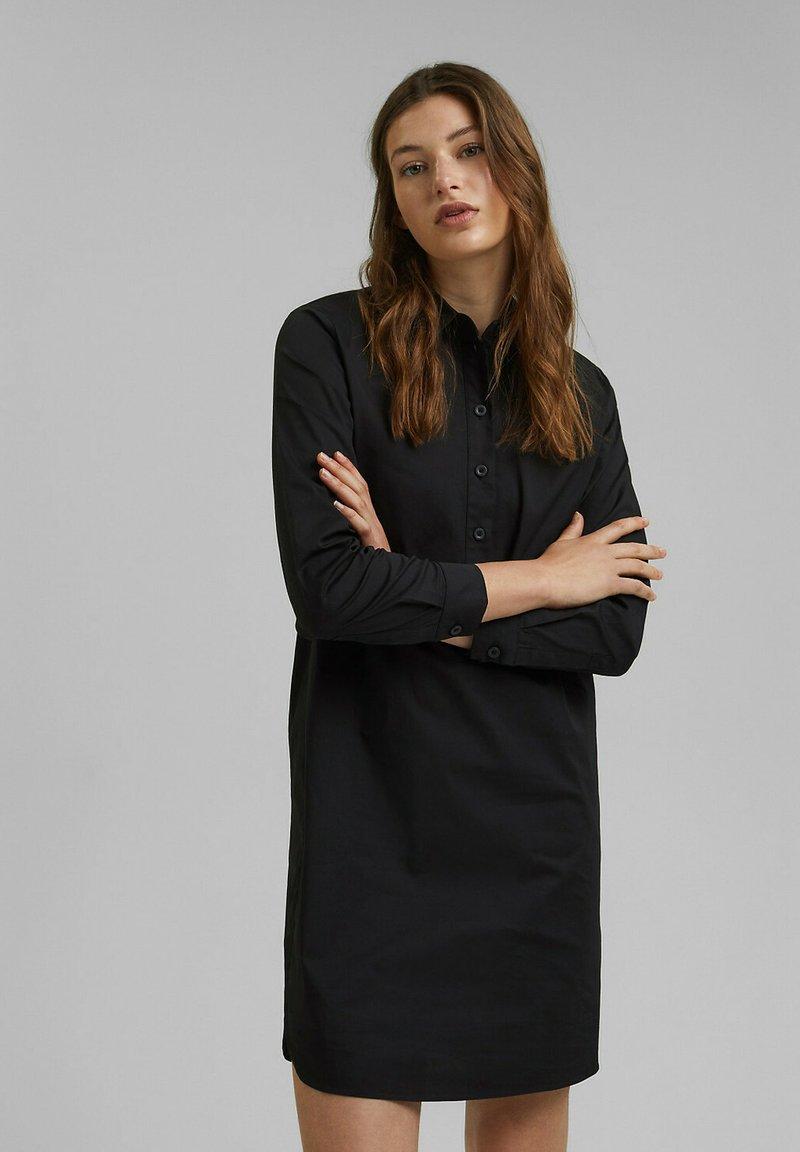 edc by Esprit - Shirt dress - black