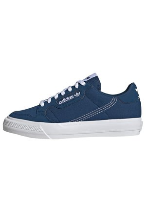 CONTINENTAL VULC SHOES - Trainers - blue
