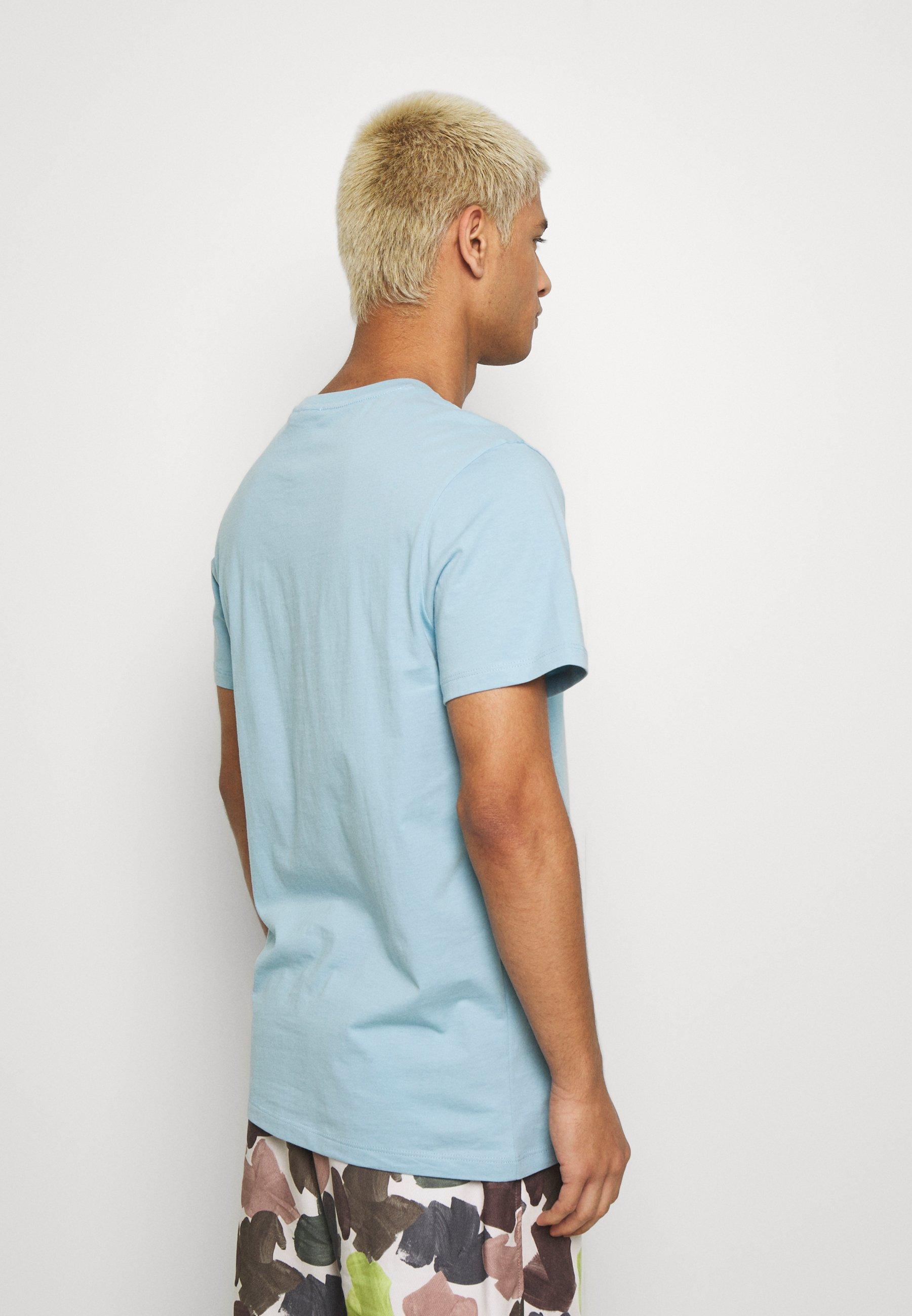 G-Star BASE-S R T S\S - Basic T-shirt - deep sky 4e3bY