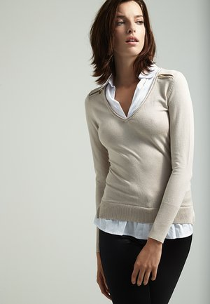 MYLORD - Pullover - gris sable