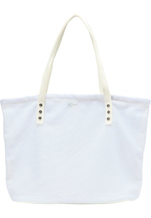 SHOPPER - Tote bag - white