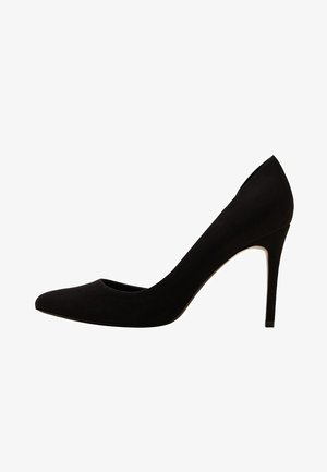 ASYMMETRISCHE PUMPS - High heels - schwarz