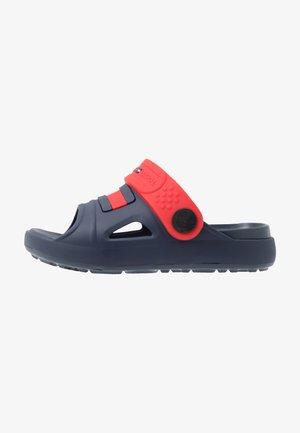 Sandály do bazénu - blue